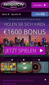 Die Jackpot City Casino App