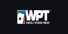 Das Die World Poker Tour rockt das Bellagio Logo